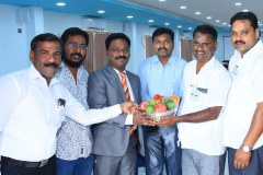 Meet at Hotel Grand Mumtaz, Perambalur